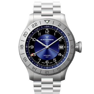 Catorex GMT Voyager 8164-10-SB