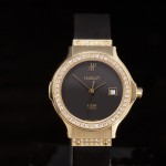 Hublot Classic quartz 18 krt goud