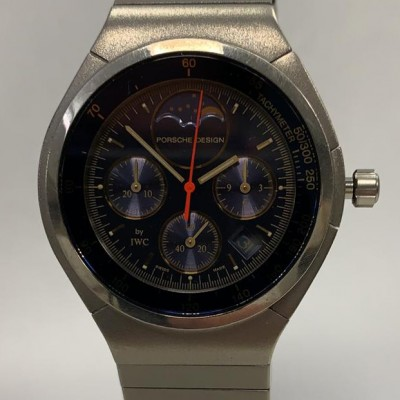 IWC Porsche Design Chronograph Moonphase