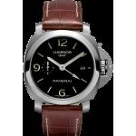 PANERAI LUMINOR 1950 3 DAYS GMT AUTOMATIC ACCIAIO - 44MM PAM00320