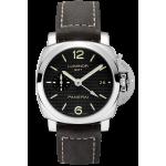 PANERAI LUMINOR 1950 3 DAYS GMT AUTOMATIC ACCIAIO - 42MM PAM00535