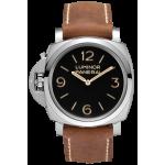 PANERAI LUMINOR 1950 LEFT-HANDED 3 DAYS ACCIAIO - 47MM PAM00557