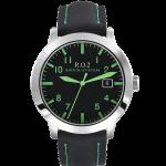 R.O.2 Sport Edelstaal groen