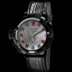 U-Boat CHIMERA 40 PVD RUBY MOTHER OF PEARL 8037