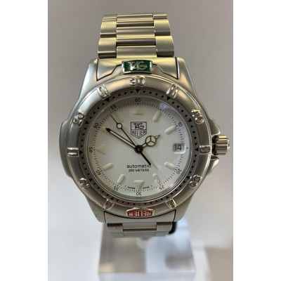 Tag Heuer 4000 series automatic