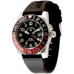 Zeno-watch Basel Airplane Diver Automatic GMT 6349GMT-12-a1-7