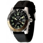 Zeno-watch Basel Airplane Diver Automatic GMT 6349GMT-12-a1-9