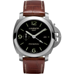 PANERAI LUMINOR 1950 3 DAYS GMT AUTOMATIC ACCIAIO - 44MM PAM00320