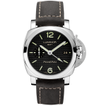 PANERAI LUMINOR 1950 3 DAYS GMT AUTOMATIC ACCIAIO - 42MM PAM00535