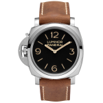 PANERAI LUMINOR 1950 LEFT-HANDED 3 DAYS ACCIAIO - 47MM PAM00557