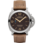 PANERAI LUMINOR MARINA 1950 3 DAYS AUTOMATIC TITANIO - 44MM PAM01351