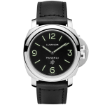 PANERAI LUMINOR BASE LOGO ACCIAIO - 44MM PAM01000
